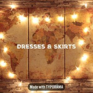 Dresses & Skirts - Dresses and Skirts